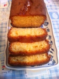 Cake au citron 2