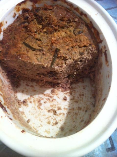 Cake Volaille Sans Lait