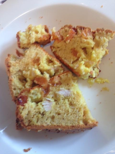 mini cake poulet1