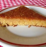 Gâteau fondant & imbibé à l'orange