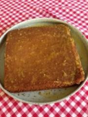 Gâteau fondant & imbibé à l'orange3
