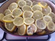 Lapin au citron