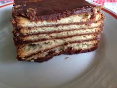 Gâteau petit brun mémé Renée1